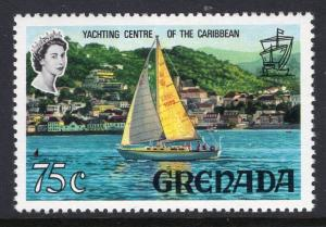 Grenada 305A Sailboat MNH VF