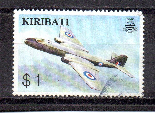 Kiribati 942 used