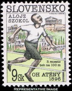 Slovakia Scott 239 Mint never hinged.