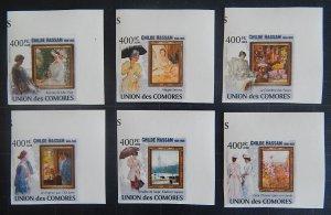 Comoros, Art, (1936-Т)
