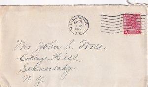 1928, 2c, Sc #645, No Artist, FDC (E11876)