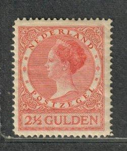 Netherlands Sc#162 M/H/VF, Cv. $90