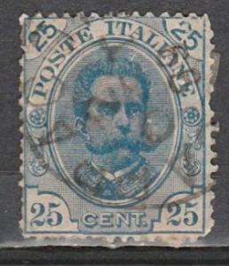 #70 Italy Used