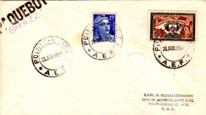 French Equatorial Africa France 15F Acquisition of Stenay and 15F Marianne de...