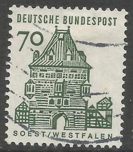 GERMANY 911 VFU 242D-5