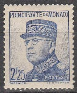 Monaco #158  F-VF Unused  (K993)