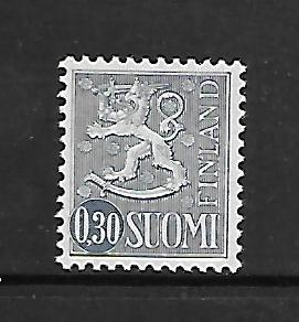 FINLAND, 404A, MNH, COAT OF ARMS
