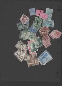 IRELAND USED STAMPS DEALER FALLOUT SELECTION 822  1018