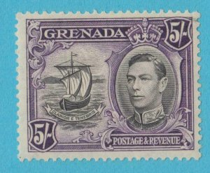 GRENADA 141a MINT HINGED OG * NO FAULTS VERY  FINE !