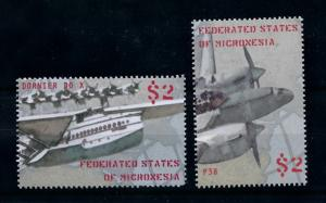[76919] Micronesia 1999 Aviation Aircrafts From Sheets MNH