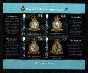 Gibraltar #1526  MNH  Scott $12.00   Sheet of 4