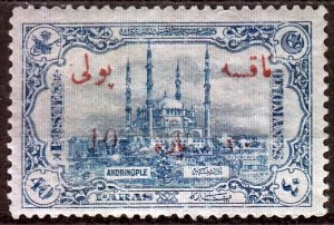 Turkey, SW239, MLH, 1913, Mosque of Selim, (AA01559)