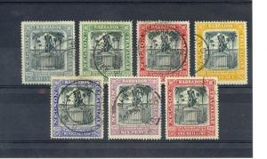 Barbados Scott 102-108 Used (Catalog Value $102.65)