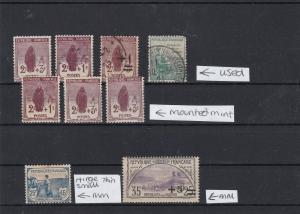 France War Orphans Fund Stamps Ref 31609