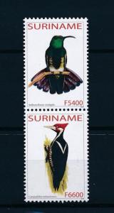 [61037] Surinam 2003 Birds Vögel Oiseaux Ucelli Set Se Tenant MNH 8294420015