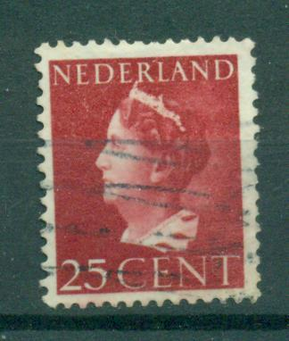 Netherlands sc# 223 (2) used cat value $.25