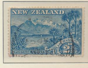 New Zealand Stamp Scott #74, Used - Free U.S. Shipping, Free Worldwide Shippi...