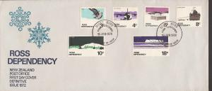Ross Dependency L9-L14 Used First Day Cover