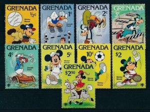 [22498] Grenada 1979 Disney Characters MNH