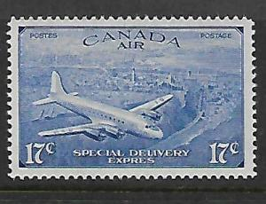 CANADA CE3 MNH CANADA AIR SPECIAL DELIVERY
