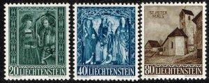 Liechtenstein Stamp 1958 Christmas MH/OG STAMP SET