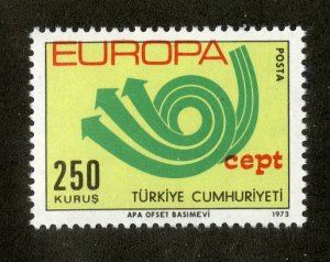 TURKEY 1936 MNH SCV $6.75 BIN $3.35 EUROPA
