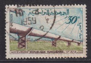 Tunisia 355 Aqueducts 1960