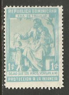 DOMINICAN REPUBLIC RA13 VFU L146 A
