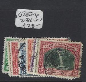 TRINIDAD AND TOBAGO  (PP2005B)  SG 230-236, 238   VFU