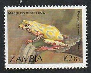 Zambia; Scott 464; 1989;  Used; NH