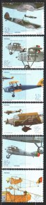 Portugal. 1999. 2347-52. Military aircraft. MNH.