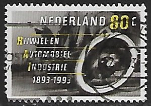 Netherlands # 822 - Early Automobile - used....(P9)