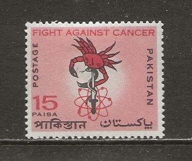 Pakistan Scott catalog # 247 Unused HR See Desc