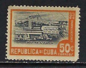 CUBA 480 MOG TONING T734