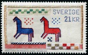 HERRICKSTAMP NEW ISSUES SWEDEN Handicrafts