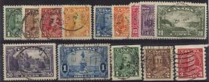 Canada - 1935 KGV & Pictorials Inc. Coils Complete Used