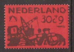 Netherlands  #B335  MNH 1959  Cultural Welfare Deltawerken  30c