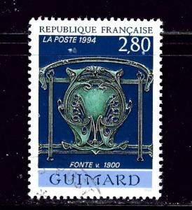 France 2399 Used 1994 issue