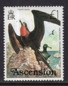 Ascension 210 Bird MNH VF