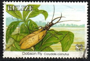 Belize #1044 F-VF Used  CV $5.00 (X7420)