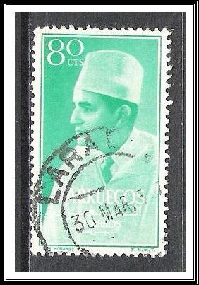 Morocco - Northern Zone #5 Sultan Mohammed V Used
