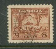 Canada SG 382 FU   short perfs