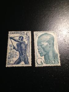 Cameroun sc 315,319 Mng