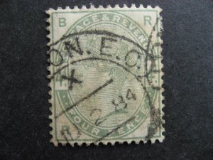 Great Britain Sc 103 used,  see, expand pictures!