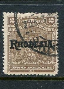 Rhodesia #84 Used - Make Me An Offer