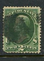 United States #O58 Used (Box1)