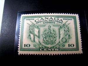 CANADA - SCOTT # E10 - E11   -   MH          (can-57)