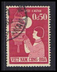 Vietnam Used Fine ZA6267