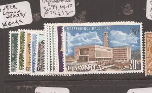 Uganda SG 99, 101-10 MOG (8ccm)