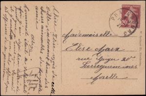 France, Picture Postcards